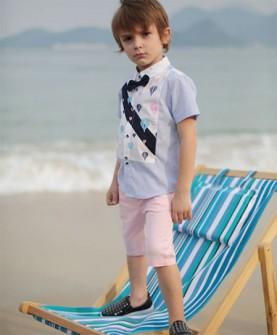 夏季男童装