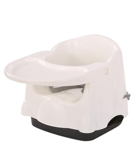 集得便携式餐椅白