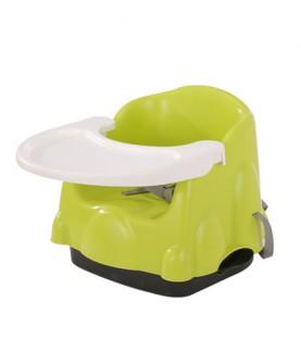 便携式餐椅绿