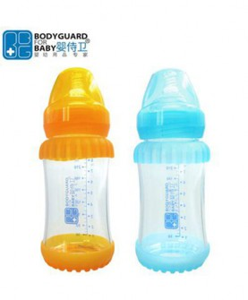 婴儿宽口玻璃奶瓶