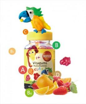 复合维生素软糖