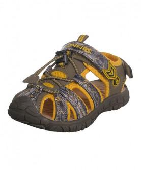 青少年户外运动男凉鞋