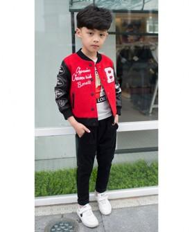 2016秋运动系列男童装