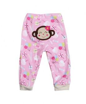 儿童装大PP裤