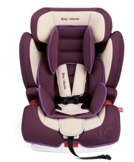 MK808 金刚勇士安全座椅(紫)