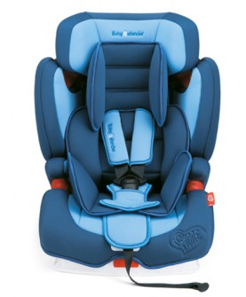 MK808 金刚勇士安全座椅(蓝)