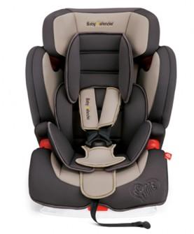 MK808 金刚勇士安全座椅(棕)