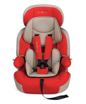S320 机灵小宝安全座椅(红)