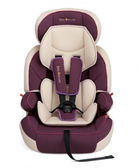 S320 机灵小宝安全座椅(紫)