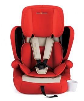 MK328 旋风宝贝安全座椅(红)