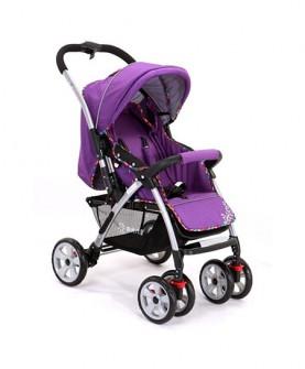 婴儿手推车(紫色)