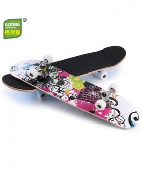 公路枫木滑板