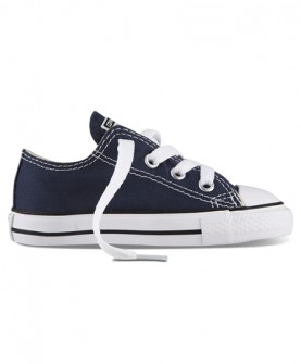 常青款低帮帆布童鞋