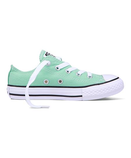 匡威童鞋浅绿色低帮童鞋代理,样品编号:57268