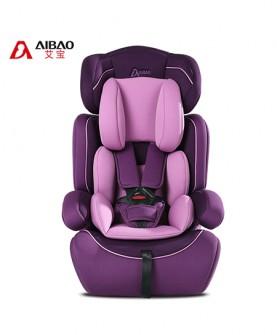 宝宝汽车车载坐椅(紫色)
