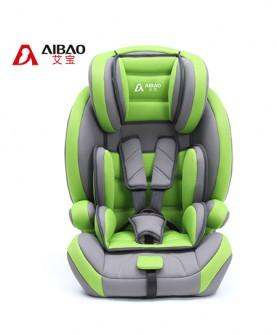 儿童汽车安全座椅(草绿)