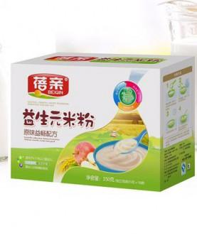 250克益生元营养奶米粉盒装