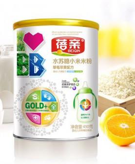 450克水苏糖小米米粉
