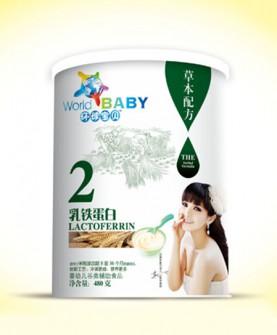 乳铁蛋白米粉