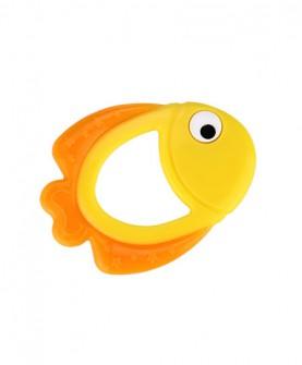 鱼型形柔软牙胶