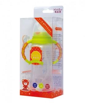标口感温PP奶瓶210ml