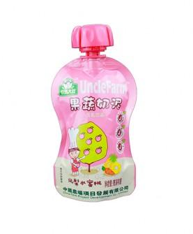 果蔬奶散装-凤梨水蜜桃