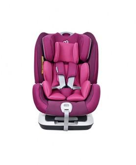 儿童安全座椅(石榴紫)