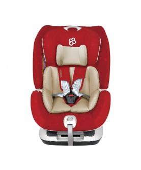 儿童安全座椅(经典红)