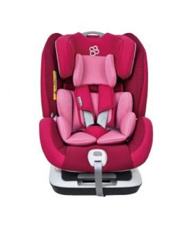 儿童安全座椅(珊瑚红)