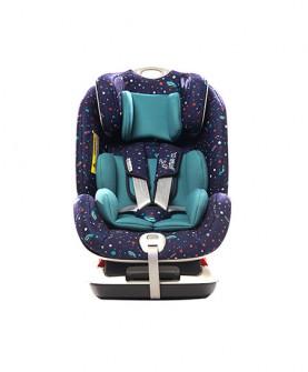 儿童安全座椅(星空红)