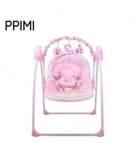 婴儿电动摇篮(粉色)