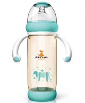 PPSU防烫自动宽口奶瓶BP-858