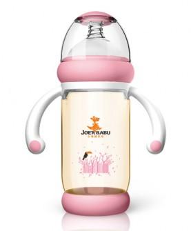 PPSU防烫自动宽口奶瓶BP-857
