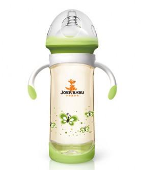PPSU自动宽口奶瓶BP-803