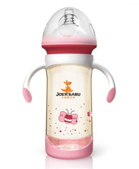 PPSU自动宽口奶瓶BP-802