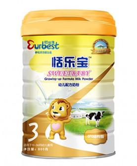 较大婴幼儿配方奶粉