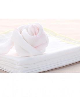 纯棉纱布婴儿口水巾