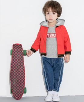 Ugobaby(优果贝贝)男童秋冬装外套