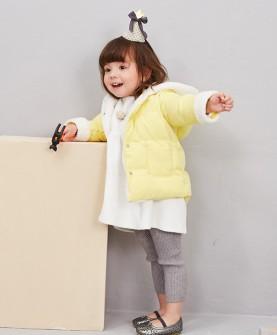 Ugobaby(优果贝贝)女童秋冬装外套