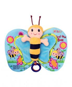 快乐宝贝益智玩具婴儿布书