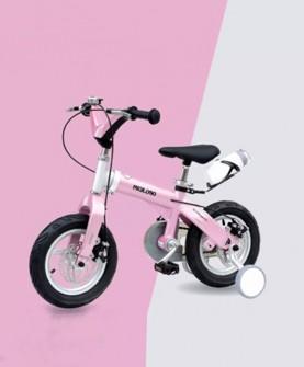 伸缩款双碟刹儿童自行车