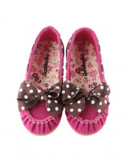 蝴蝶结单鞋