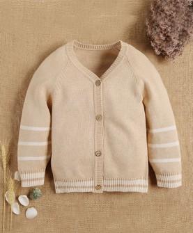 婴幼儿婴儿针织衫开衫外套秋