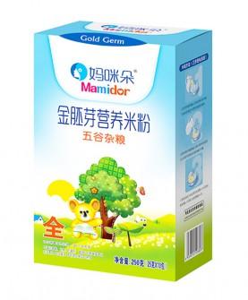250克金胚芽五谷杂粮营养米粉