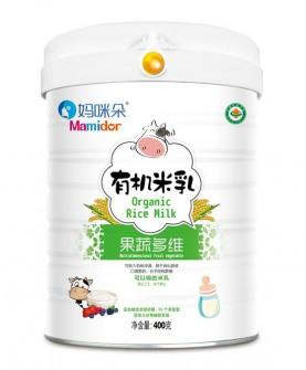 果蔬多维有机米乳