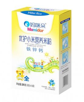 225克铁锌钙优护小米营养米粉