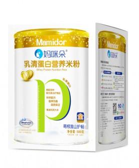 500在乳清蛋白葛根淮山护畅营养米粉