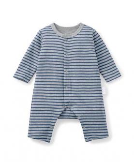 婴儿男女宝宝蛙式连体衣