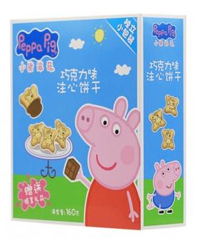 小猪佩奇饼干