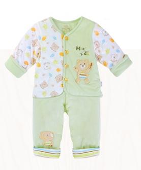 婴幼儿外出服套装
